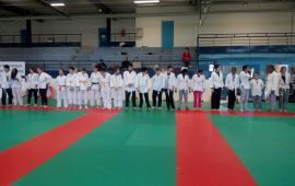 Journée Sport Adapté de Judo à Herblay.