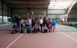 Journée découverte du tennis  à Saint Prix