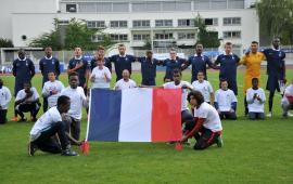 EURO INAS FOOTBALL 2016