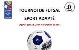 Tournoi de Futsal Sport Adapté 11 Février 2017