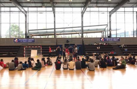Journée handball à cergy le 13/06/2019