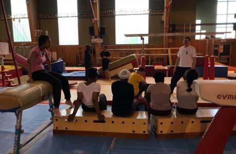 Journée gymnastique à Franconville le 06/06/2019